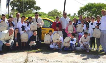 Fundación Prosegur apoya la educación en Uruguay con su programa Piecitos Colorados