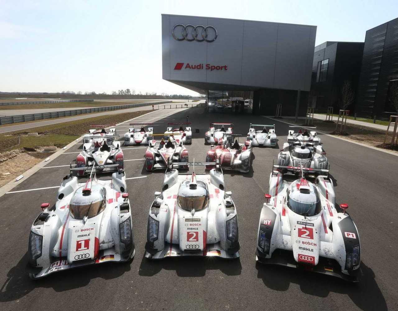 Las 24 horas de Le Mans: la carrera más dura del año para AUDI
