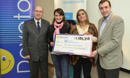 Clientes de Devoto contribuyeron en campaña solidaria a beneficio de Aldeas Infantiles