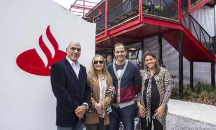 Con auspicio de Santander, se inauguró el exclusivo Matisse Mall en Parque Miramar