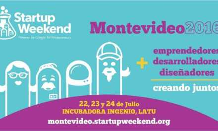 Startup Weekend Montevideo volverá a impulsar la transformación de ideas en emprendimientos