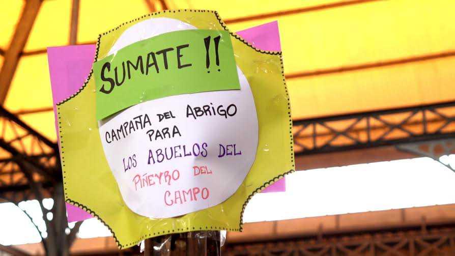 """Campaña por una ropa para el Hospital """"Piñeyro del Campo"""" -Centro Cultural Mercado de la Abundancia"""