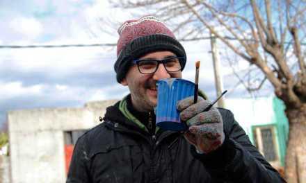 Más de 50 artistas se unieron para darle color a Dolores