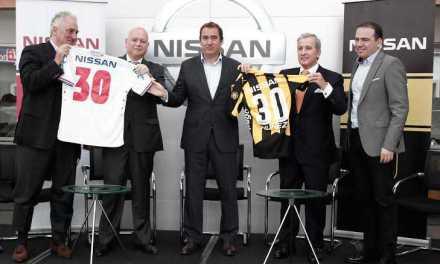 Nissan apuesta al deporte y cierra acuerdo con Nacional y Peñarol