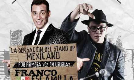 Maxi de la Cruz llevará su Stand Up a México, pero antes se presentará en el Movie en agosto