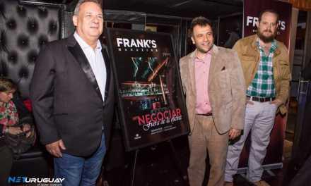 FRANK'S Business Club lanzó su Programa de Membresías y revista
