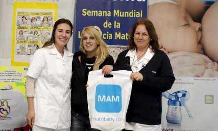 CASMU reafirma su apoyo a la lactancia materna con actividades toda la semana