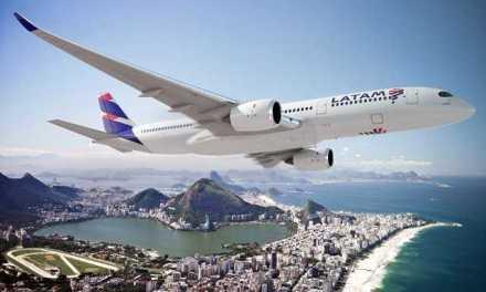 LATAM Airlines Brasil inicia operación especial para Juegos de Rio 2016