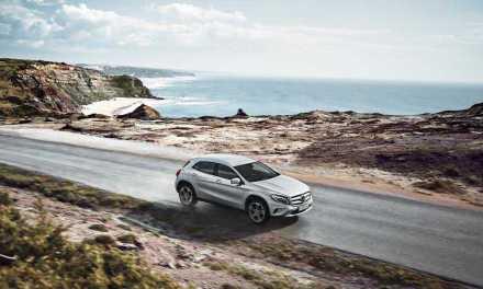La nueva Mercedes-Benz GLA Style desembarca en Uruguay y marca un hito en materia de seguridad