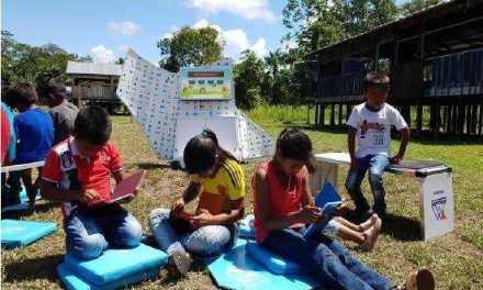 Samsung Colombia lanza Smart School Nómada, espacios de aprendizaje portátiles