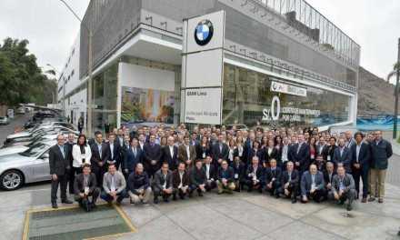 BMW Grouppremióa Motor Hauscomo mejor importador de la región durante 2015