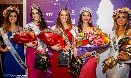 Valeria Barrios, Micaela Fernández y Wendy Lehmann son las más lindas del Uruguay