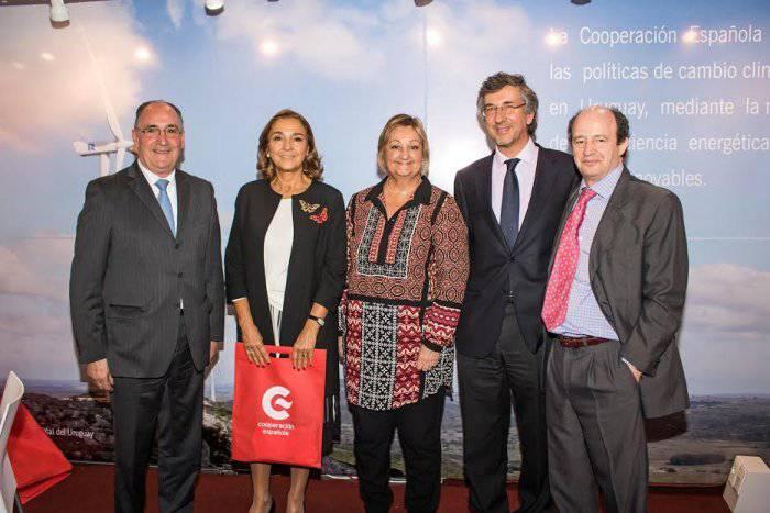 La Cooperación Española presente en la Expo Prado 2016