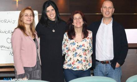 Se realizó el Primer Encuentro de Adultez Positiva