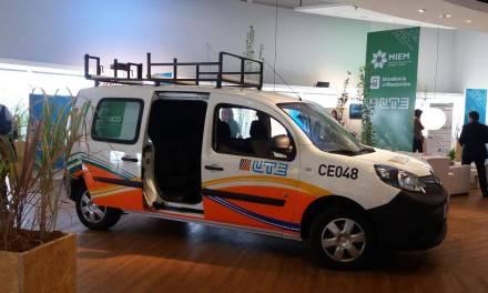 Renault participó de la primera Muestra de Movilidad Eléctrica en Uruguay
