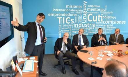 Cuti busca posicionar la industria tecnológica uruguaya en el mundo