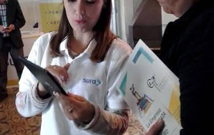 SURA ofrece una mirada lúdica del sistema de ahorro previsional y se acerca a los jóvenes