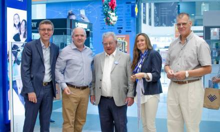 BAS inauguró local en Portones Shopping