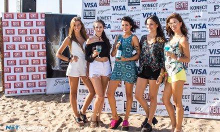 Comenzó el Ciclo de Desfiles de Flavia Pintos en Bikini Beach
