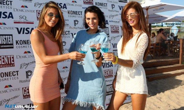 Nuevo Ciclo de Moda se realizó en Bikini Beach con Flavia Pintos