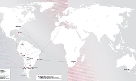 LATAM Airlines comienza 2017 anunciando vuelos a nuevos destinos internacionales