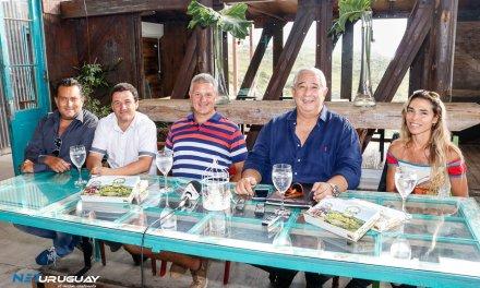 Sergio Puglia cocinará en VIVO en Estación Penitente, en una exclusiva Cena Show con la participación de Lara Campiglia