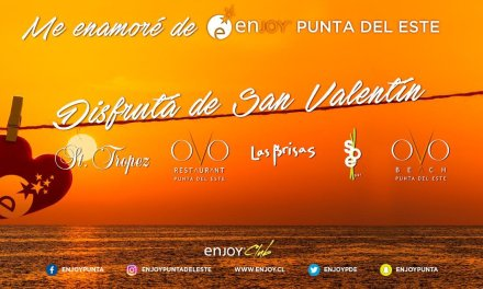 San Valentín y una nueva edición de la Noche del Chocolate Belga llegan a Enjoy Punta del Este