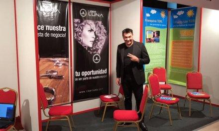Liber Luna participa de la Feria Internacional de Franquicias en Paraguay y Bolivia
