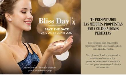 Te esperamos el 24 y 25 de junio en BLISS DAY: todo para una fiesta perfecta