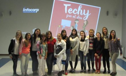 Empresas TIC recibieron a cientos de chicas en actividad promovida por Cuti