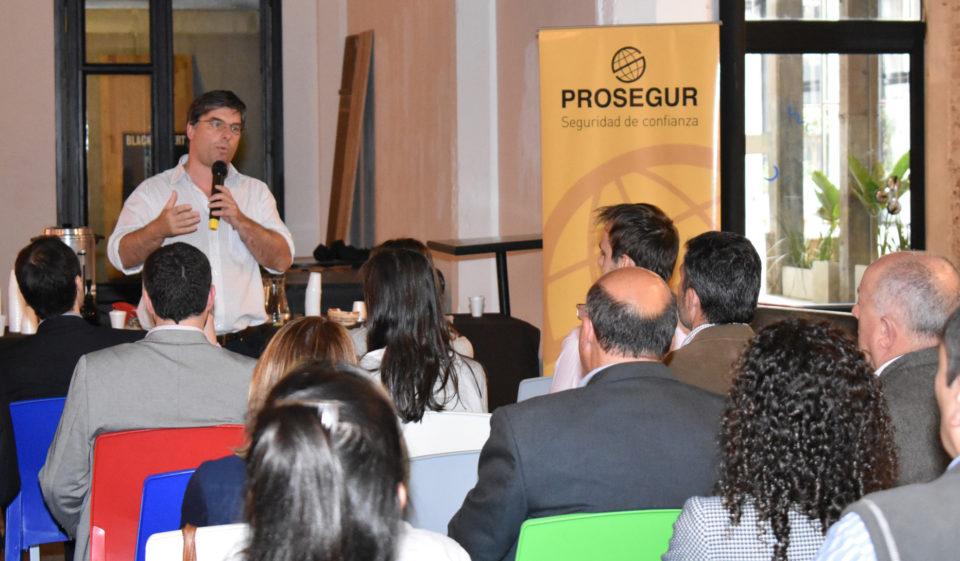 Prosegur advirtió sobre riesgos de proporcionar información personal en internet