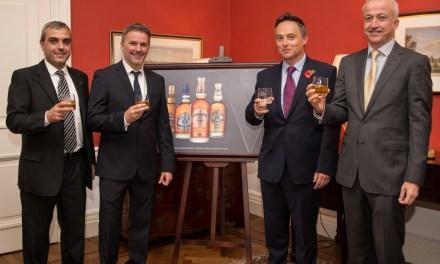 Chivas Regal presentó su primer Blended Malt Scotch Whisky