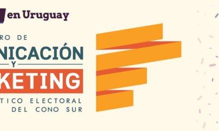 LA COMUNICACIÓN YA FORMA PARTE DE LA AGENDA POLÍTICA DE URUGUAY