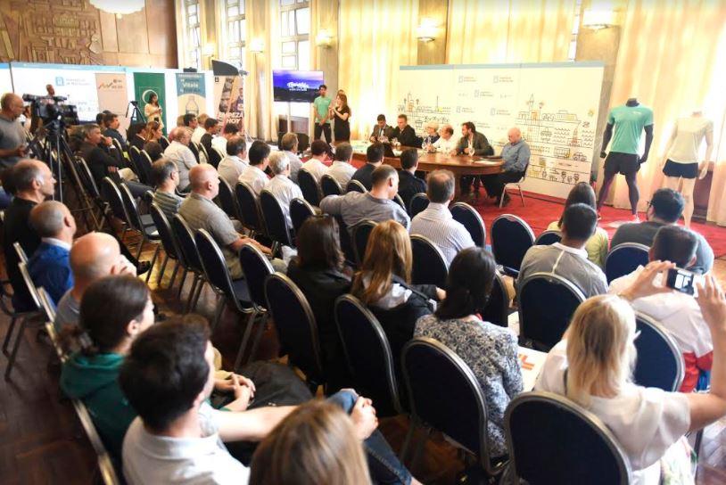 Se realizó el lanzamiento de la quinta Maratón de Montevideo y adidas invita a disfrutarla