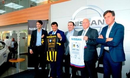Nissan confirma su compromiso con el deporte y renueva su acuerdo con Nacional y Peñarol