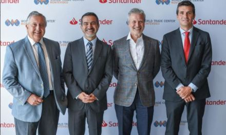 Banco Santander y World Trade Center Montevideo firman alianza