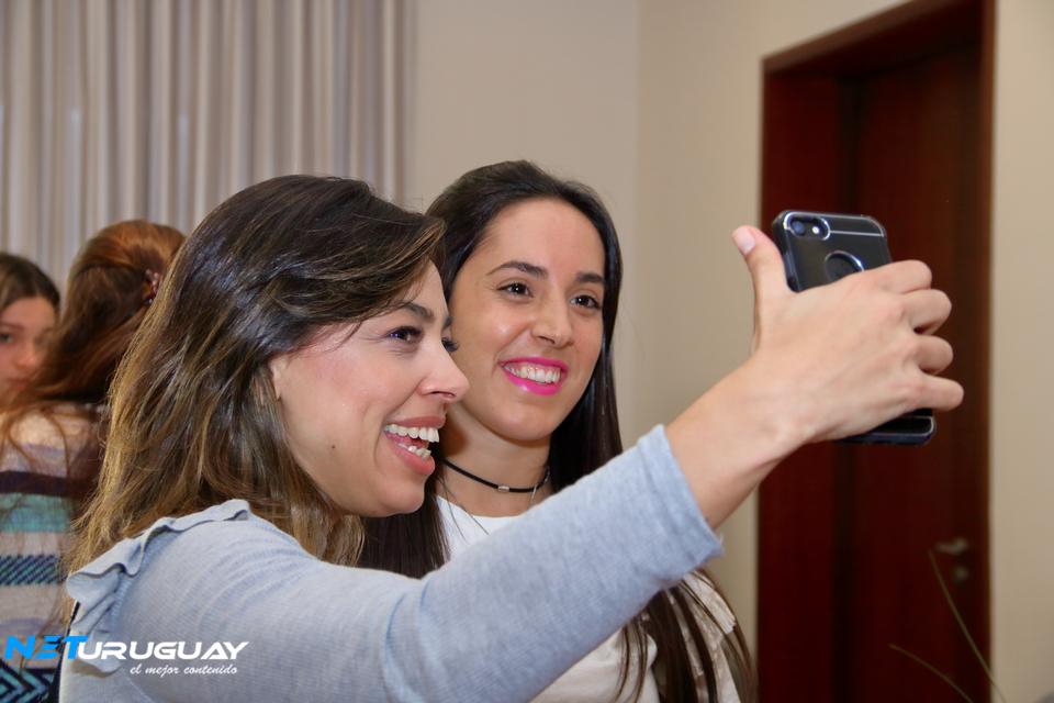 Yisela Moreira y Giannina Silva visitaron la Feria Estilo en Regency Way