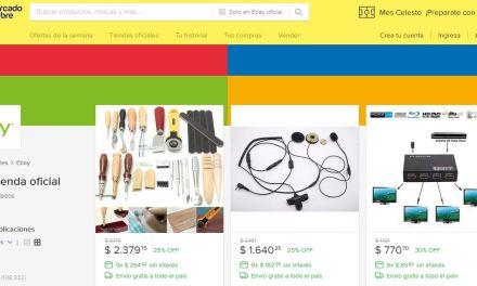 Mercado Libre lanza junto a eBay la Tienda Oficial de eBay en Uruguay