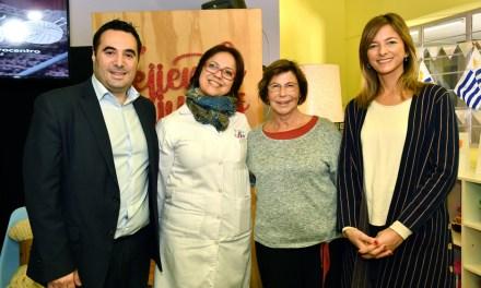 Nuevocentro Shopping y Fundación Amigos abrigaron a niños recién nacidos del Hospital Pereira Rossell
