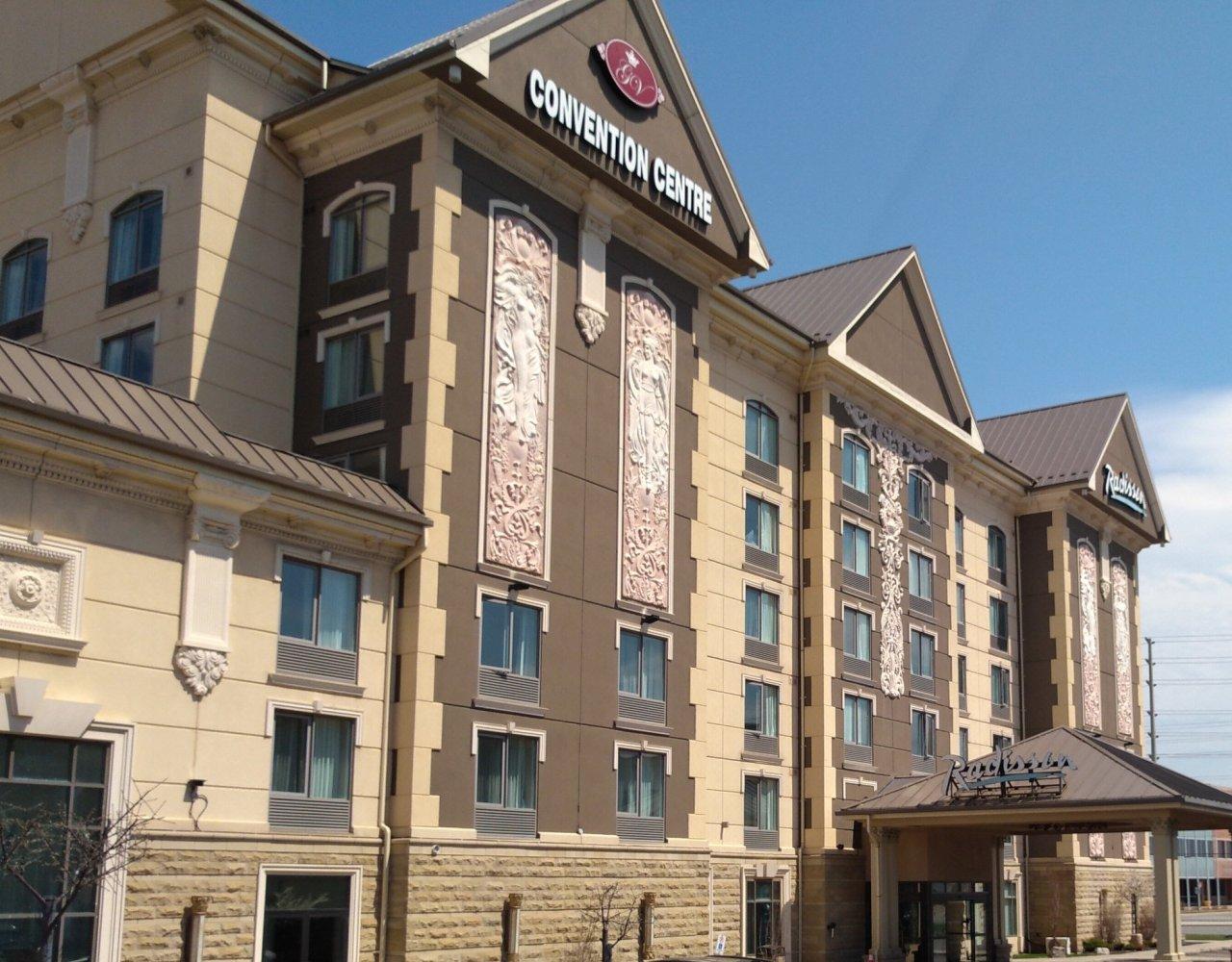 Radisson abre un nuevo hotel en las proximidades del  Aeropuerto Internacional Toronto Pearson