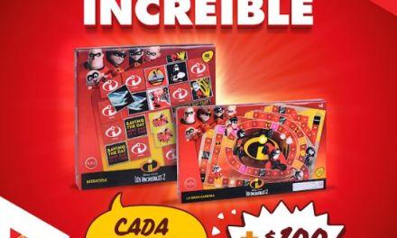 """Las Piedras Shopping festeja el Día del Niño con juegos de """"Los Increíbles"""""""