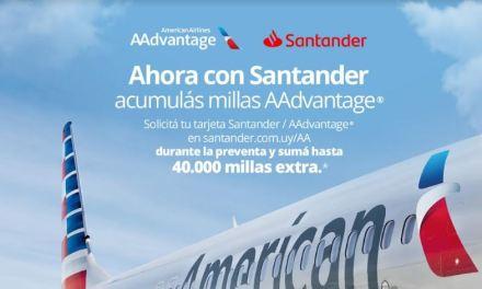 Santander lanza preventa de tarjetas Santander / AAdvantage® con amplios beneficios