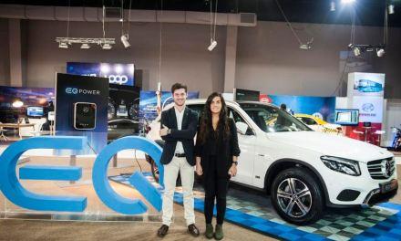 Mercedes-Benz es protagonista en el Salón de la Movilidad Eléctrica del LATU