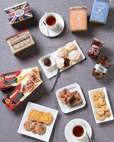 Tienda Inglesa recibe la Fiesta de Gran Bretaña con una fusión de sabores y tradiciones