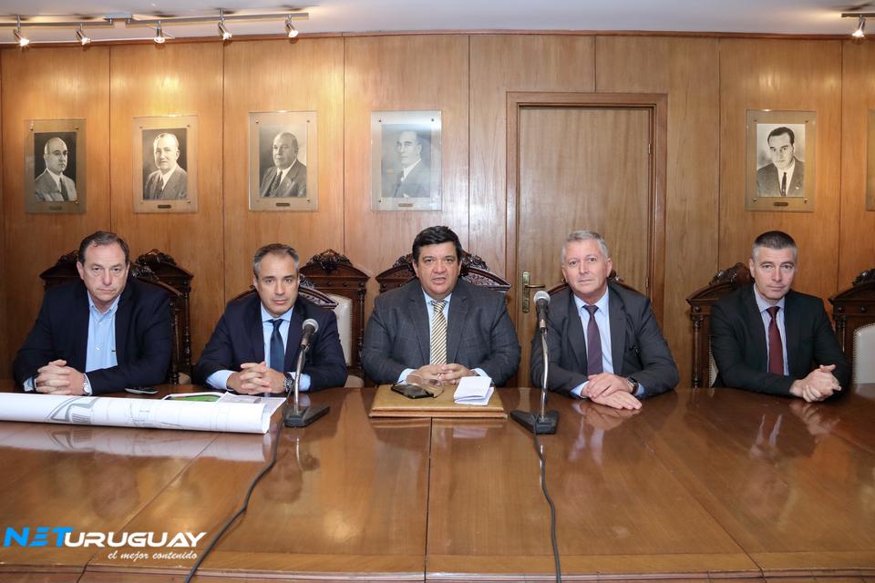 Proyecto «Ciudad deportiva de Peñarol»