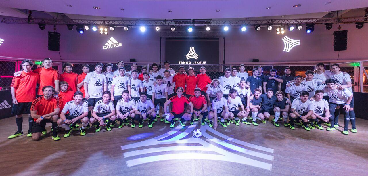 """El espíritu del fútbol amateur se palpitó a lo grande en el campeonato """"Tango League"""" de adidas"""