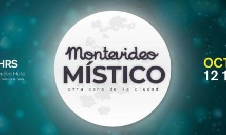 Montevideo Místico: 12,13,14 de octubre de 12:00 a 22:00 horas en las instalaciones del hotel Dazzler
