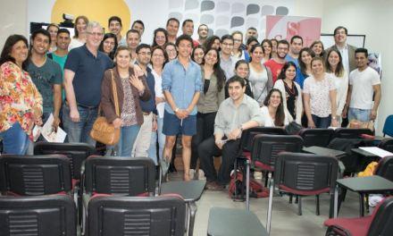 Svet realizó la conferencia Herramientas de Gestión para Emprendedores en la ciudad de Salto