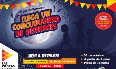 Las Piedras Shopping propone celebrar Halloween con un desfile de disfraces
