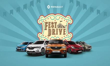 Renault Uruguay regresa a Sofitel para lucir todos sus modelos en un originalFest Drive
